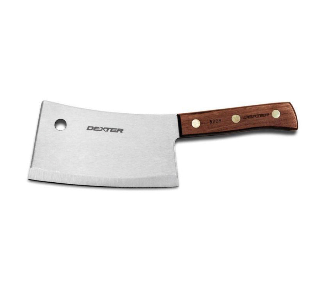 Dexter Russell Heavyweight Cleaver 20cm - Full Throttle Barbeque