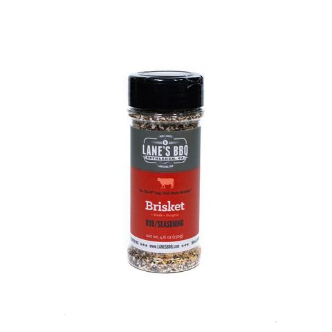 Lanes Brisket Rub 130g - Full Throttle Barbeque