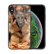Load image into Gallery viewer, German Shepherd Pro Max iPhone Case