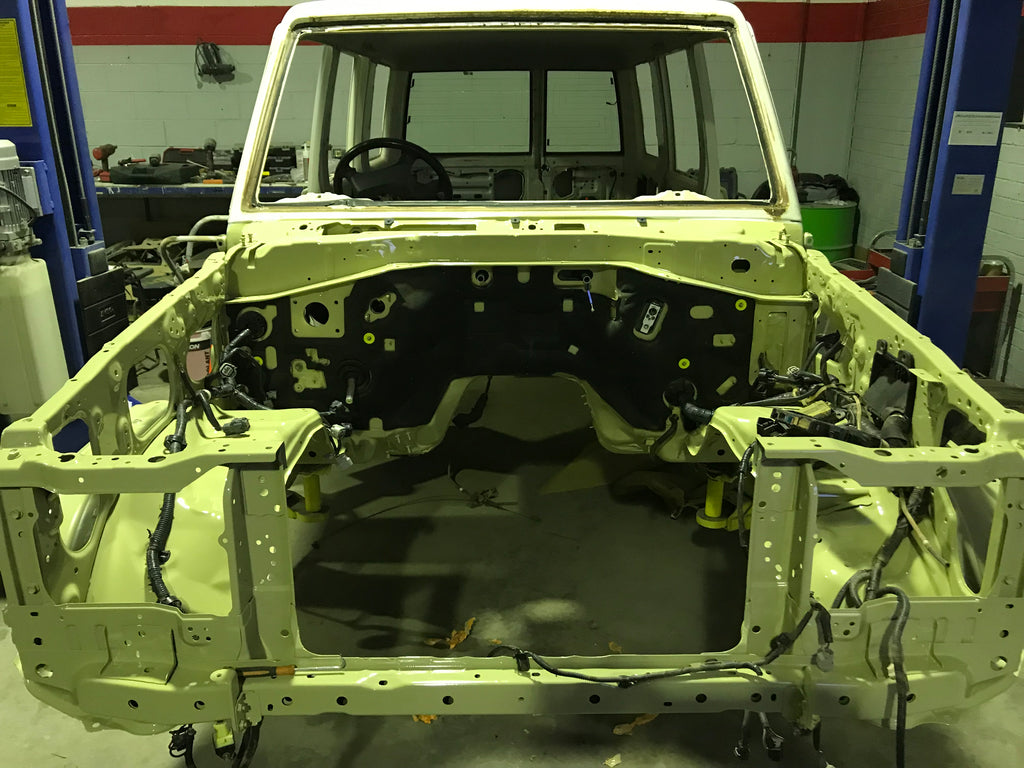 Ultimate 4x4 custom builds and restorations