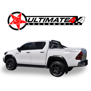 MATTE BLACK Bonnet Scoop Cover for Ford Ranger PX2 2015+
