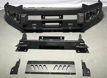 Load image into Gallery viewer, Loopless Bull Bar and Skid Plate Set | ISUZU DMAX 2012-2017