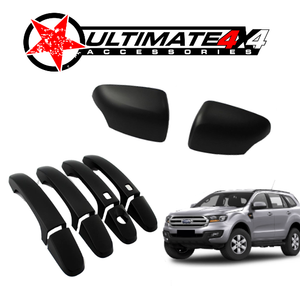 Door Handle and Mirror Cover Combo | FORD EVEREST 2015+