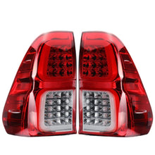 Load image into Gallery viewer, Tail Lamps LED (Red) | TOYOTA HILUX REVO 2015+