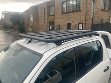 Load image into Gallery viewer, Ultimate Adventure Aluminium Flat Platform Dual Cab Roof Rack | UNIVERSAL - FITS ALL DUAL CAB UTES
