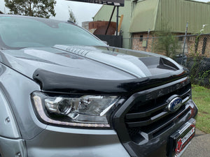 DARK TINT Bonnet Protector for Ford Ranger PX 2012+ Tinted Guard