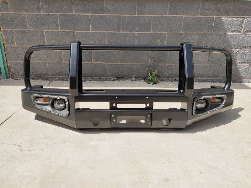 Bull Bar | TOYOTA LANDCRUISER 79 SERIES 2007+