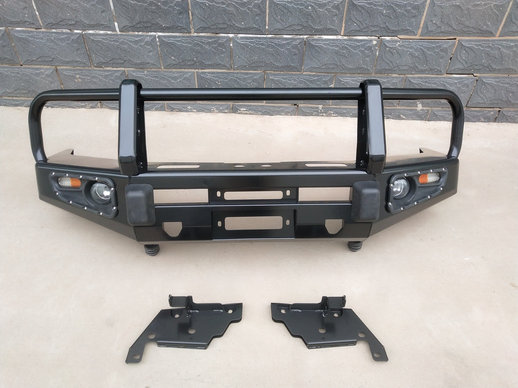 Bull Bar and Skid Plate Set | NISSAN PATROL 2005+