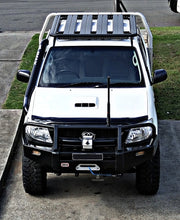 Load image into Gallery viewer, Ultimate Adventure Aluminium Flat Platform Dual Cab Roof Rack | TOYOTA HILUX REVO 2015+