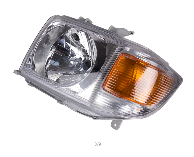 OEM Replacement Headlight | TOYOTA LANDCRUISER VDJ79 70/76/78/79 2007+ (Left Side)