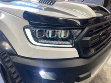 Load image into Gallery viewer, Bugatti style Sequential turn signal T7 headlight for FORD RANGER