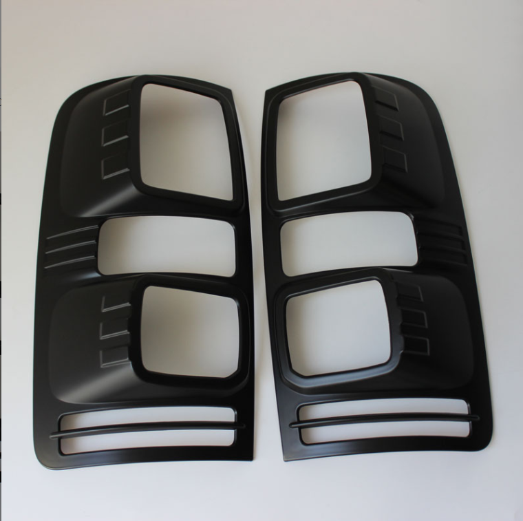 Tail Light Covers | HOLDEN COLORADO 2017+
