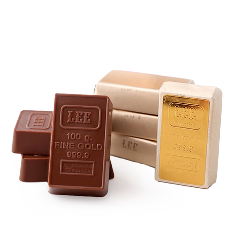 OZ Milk Gold lee chocolate