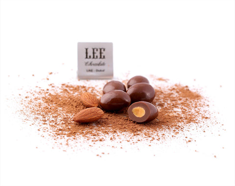Dragee Almond lee Chocolate