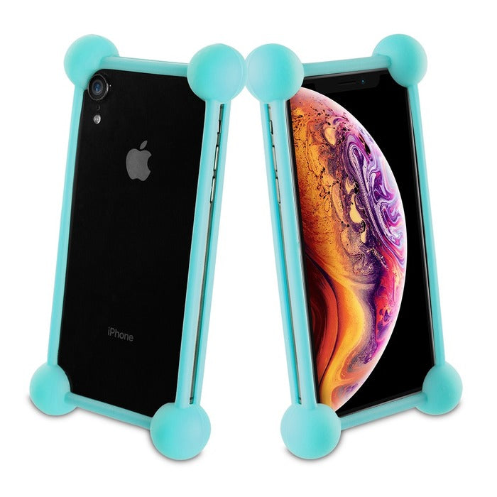 COQUE BUMPER UNIVERSELLE BLUE TAILLE 55''