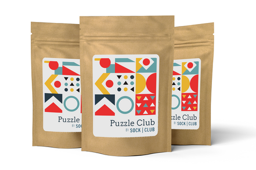 3-Month Subscription - Save 10% - Puzzle of the Month Club