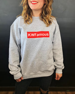 KWFamous Embroidered Sweater