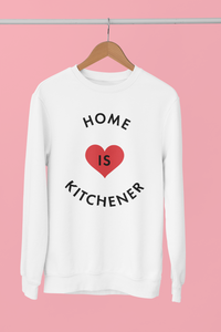Home is Kitchener Crew Neck