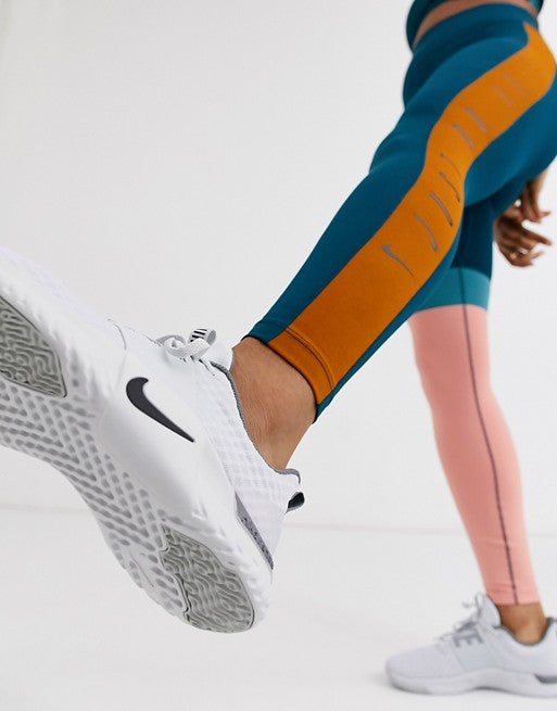 Training Crop Leggings In Colourblock
