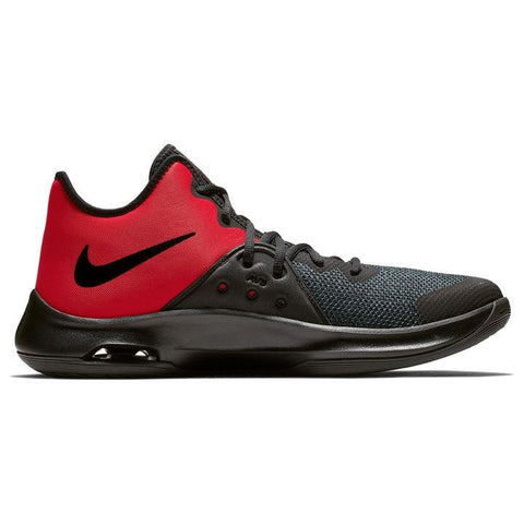 Air Versitile III Red/Black Men's Basketball Shoes