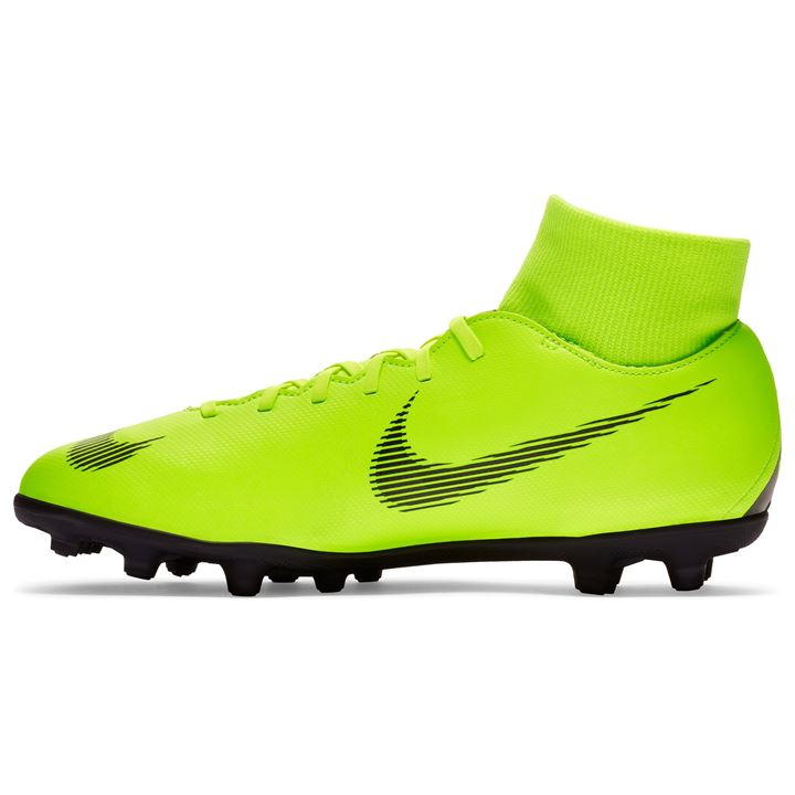 the latest 1c64c a7f1f Nike Mercurial Superfly Club DF Volt/Black Men's FG Football Boots - 40