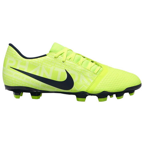 Phantom Venom Club Volt/Obsidian Men's FG Football Boots