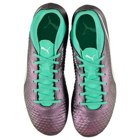 Puma ONE 4 Biscay Green Men's FG Football Boots