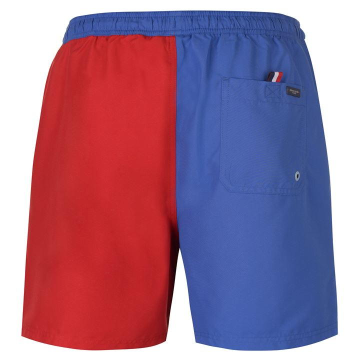 Cut & Sew Two Colour Swim Short Mens