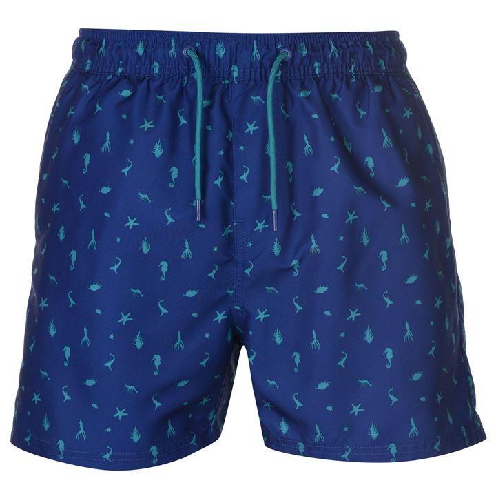Royal Sealife AOP Swim Shorts Mens
