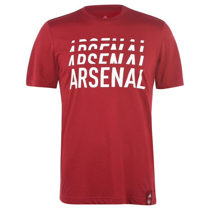 Arsenal DNA Men T-Shirt