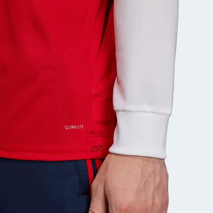 Arsenal Long Sleeve Home T-Shirt 2019/2020