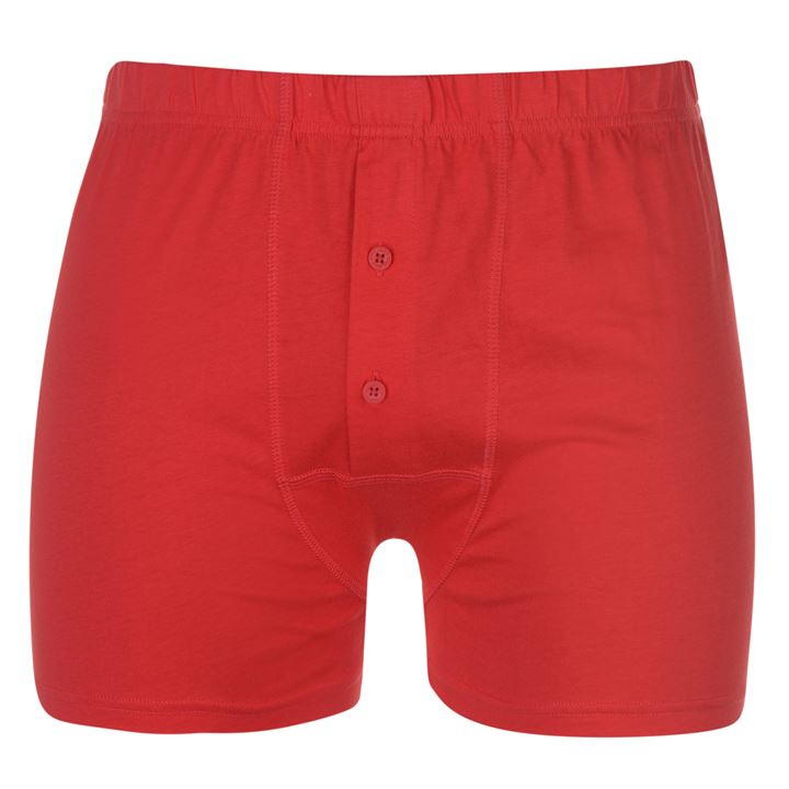 Red/Blue Men Boxers 2 Pack