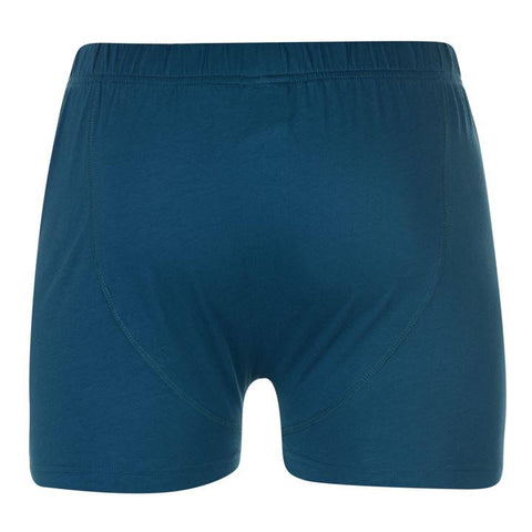 Coral/Curacao Men Boxers 2 Pack