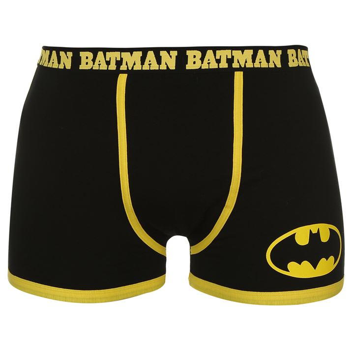 Batman Men Boxers 2 Pack