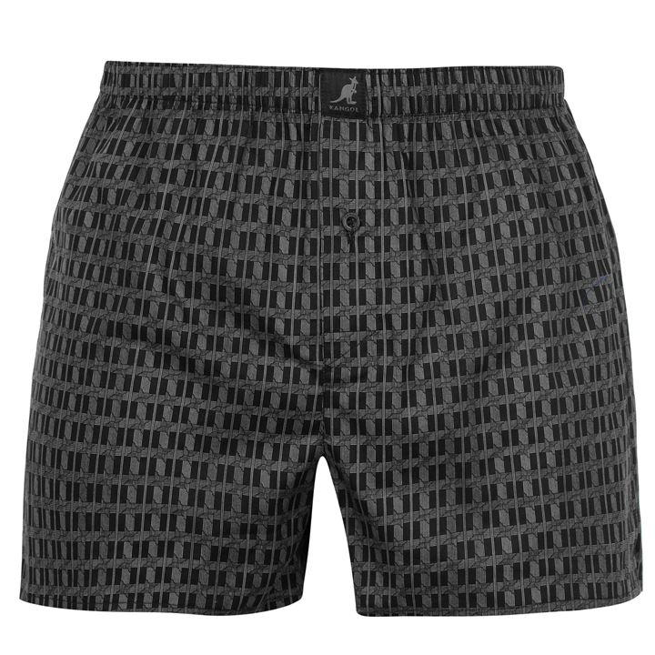 Woven Boxer Shorts 4 Pack