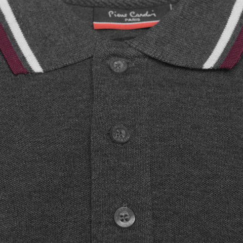 Tipped Polo Shirt Mens