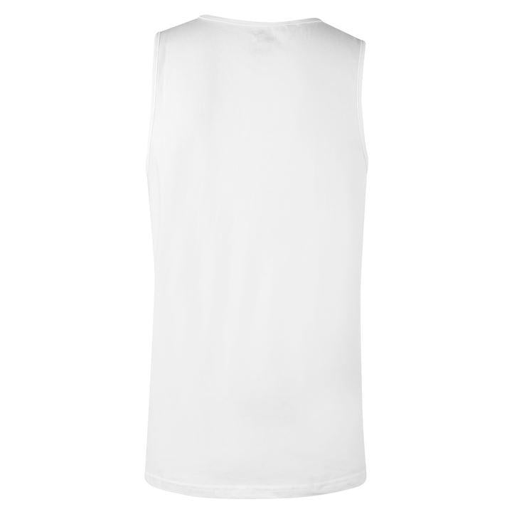 Puma No1 Sleeveless T Shirt Mens