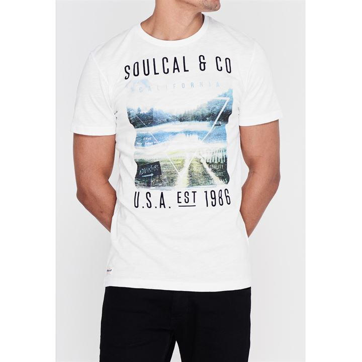 Photo T Shirt Mens