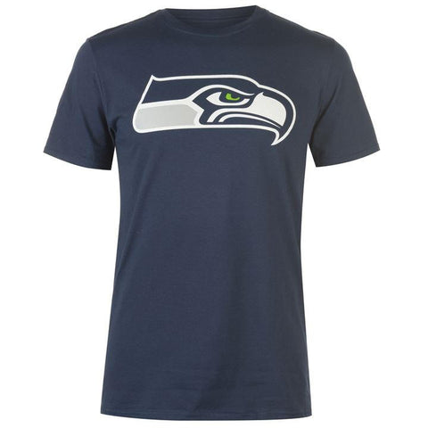 Seahawks Logo Men T-Shirt