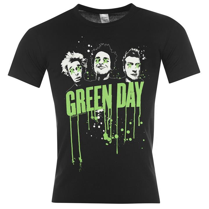 Green Day Men T-Shirt