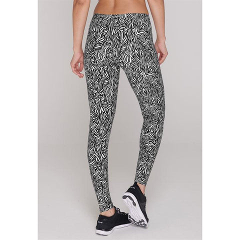 Lux Mono Abstract Leggings