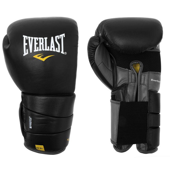 Leather Pro 3 Boxing Gloves