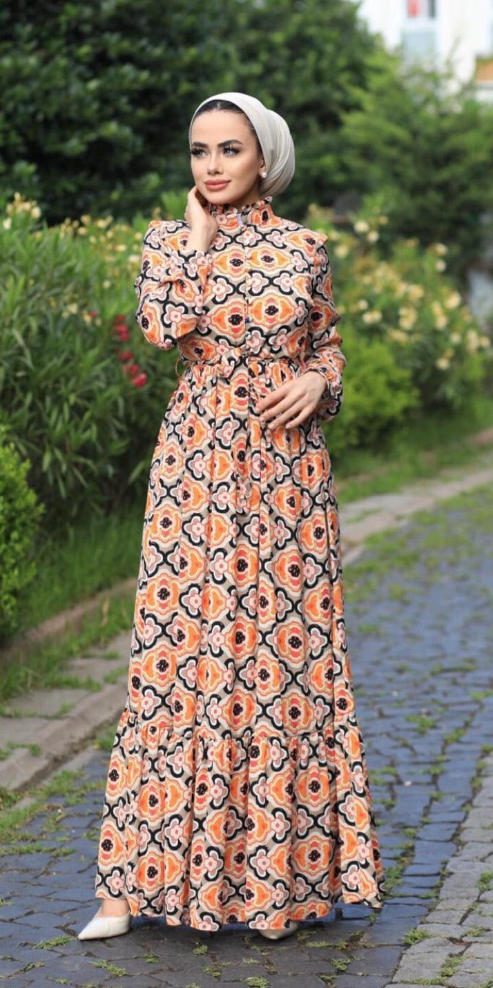 1002 Collection Eid & Summer Dress