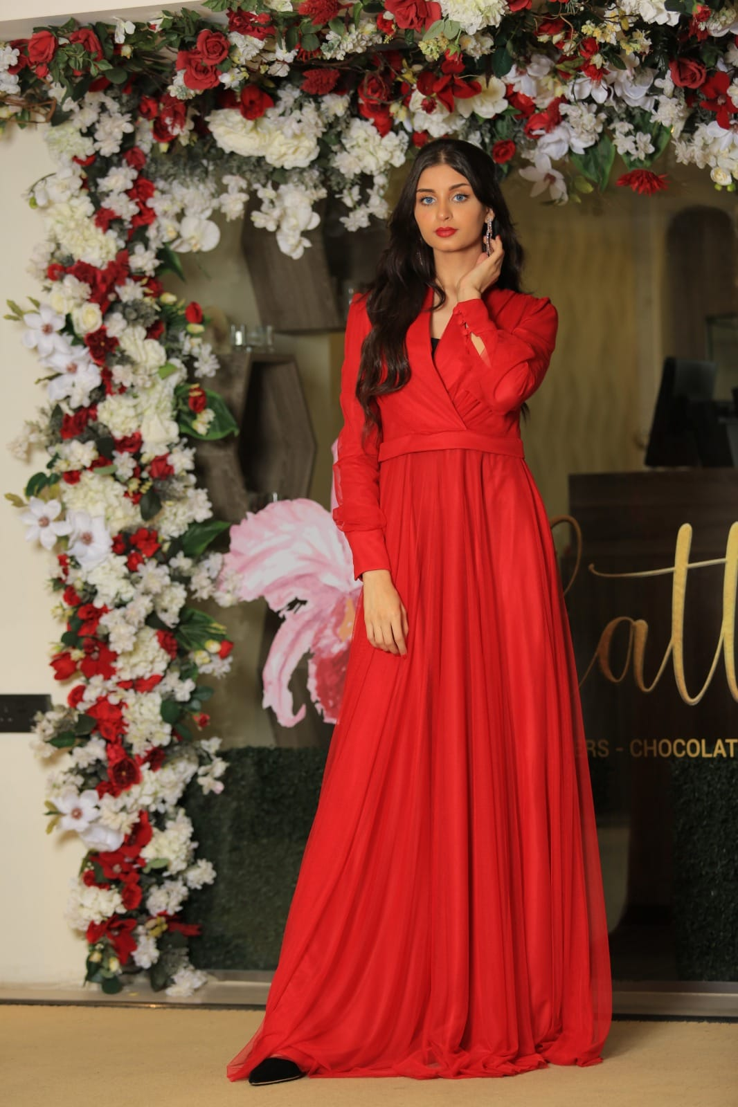1002 Collection Eid Dress