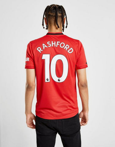 Manchester United FC 19/20 Rashford #10 Home Shirt
