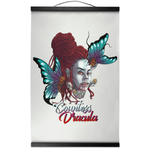 Countess Dracula: Hanging Canvas