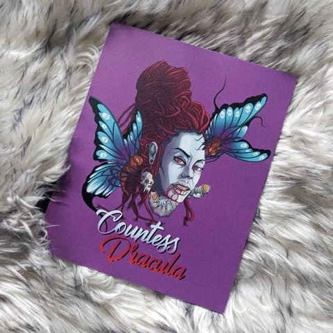 Countess Dracula Mini Canvas Prints