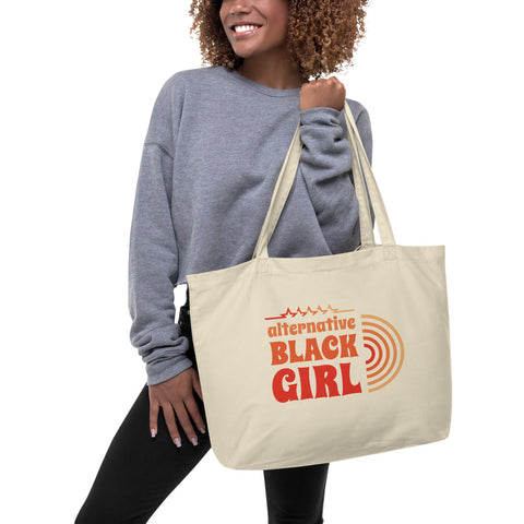 Alt Black Girl Tote Bag