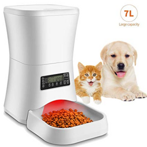 Cat and Dog, Auto Cat Feeder with Timer Programmable