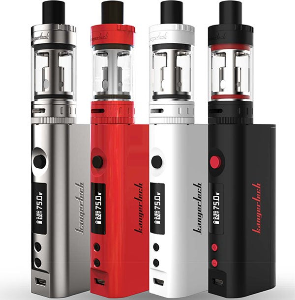 KangerTech TOPBOX Mini 75W TC Starter Kit Starterset mit Toptank Mini - 4ml